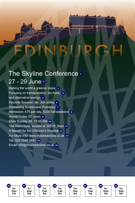 flyer design edinburgh edinburgh poster ticket printing
