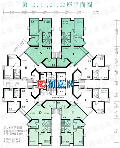 A Floor Plan by