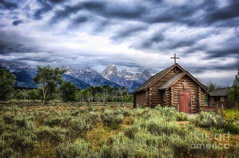 Cheyenne L by Teton Chapel Photograph By Cheyenne L Rouse