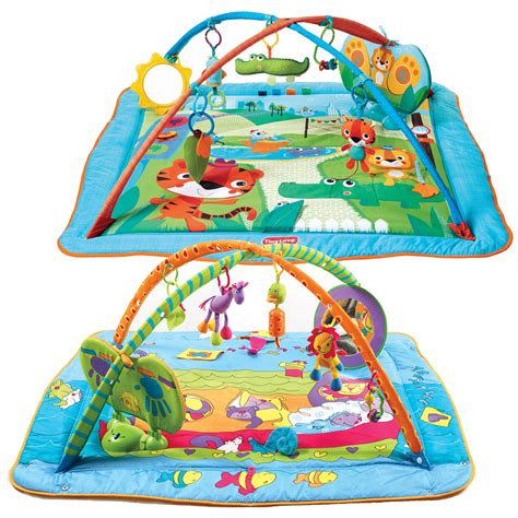 Baby Play Mat With Lights by Tiny Gymini Kick Play Baby Play Mat Arch From