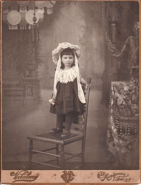 Cabinet Cards by Standing On A Chair In San Francisco