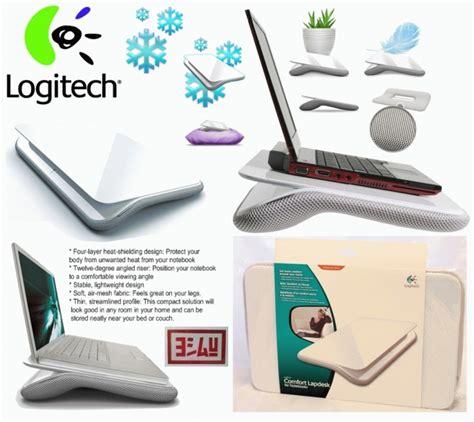 logitech comfort lapdesk n500 jual logitech comfort lapdesk n500 everything4u tokopedia