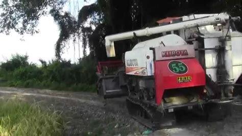 Mesin Qubota mesin padi kubota dah nak balik khamis 2 7 2015