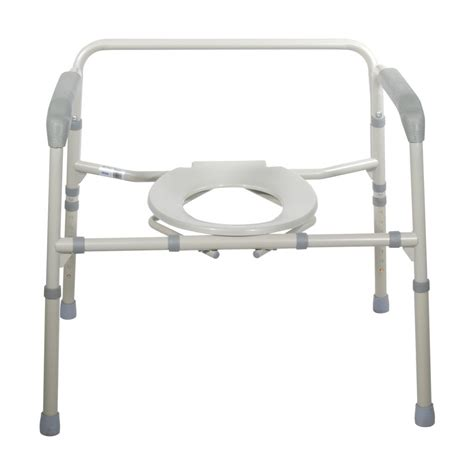 Commode Problems by Drive Heavy Duty Bariatric Folding