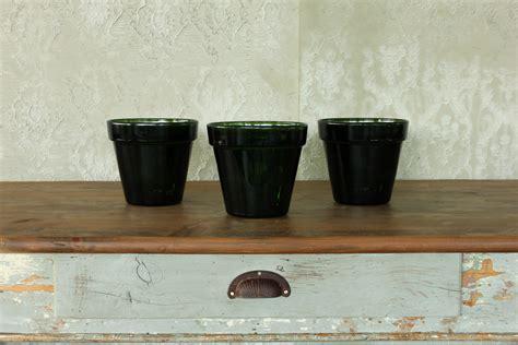 vaso pandora vaso marca pandora anni 60 in pirex colore verde per pi 249