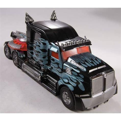 Tomica Set Transformers Optimus Nemesis Prime Bumblebee Black transformers 4 lost age black optimus prime