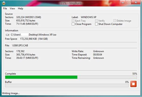 cara membuat file iso win xp cara membuat file iso bootable untuk windows xp vista