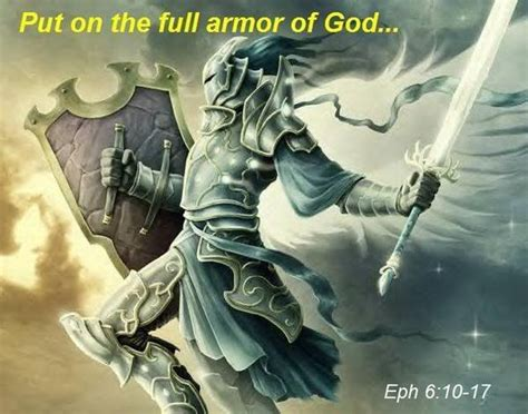 armor of god reflections of a mirror