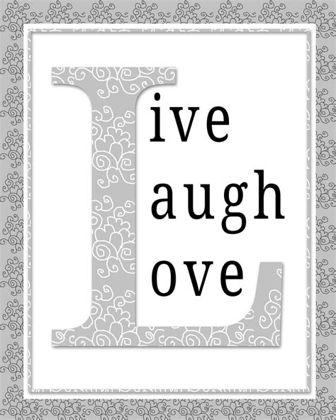printable quotes posters live love laugh poster live laugh love poster free