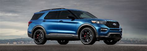 ford explorer release date    features