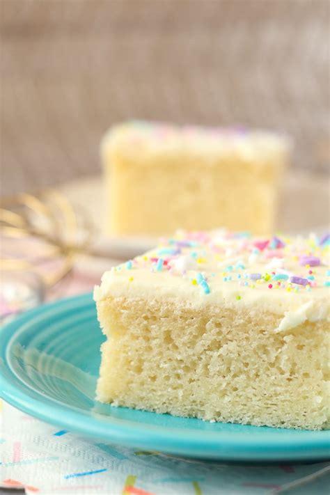 best vanilla cake recipe moist vanilla cake recipe beyond frosting