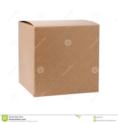 square cardboard box stock images image 29889354 square cardboard gift box stock photo image 48497100