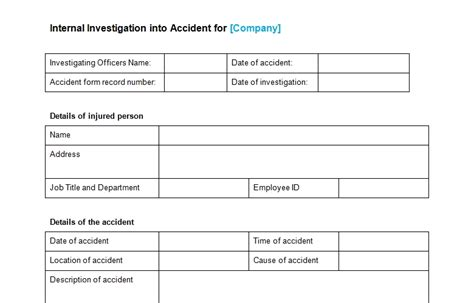 investigation timeline template invitation template
