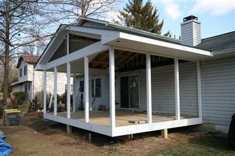 garage with screened porch 19 deck screen house screened porch and garage oasis the po build screened in porch hd