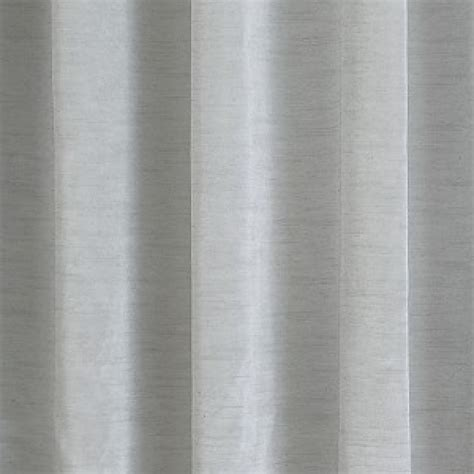 silver ring top curtains luxury faux silk ring top curtains pair finished in silver