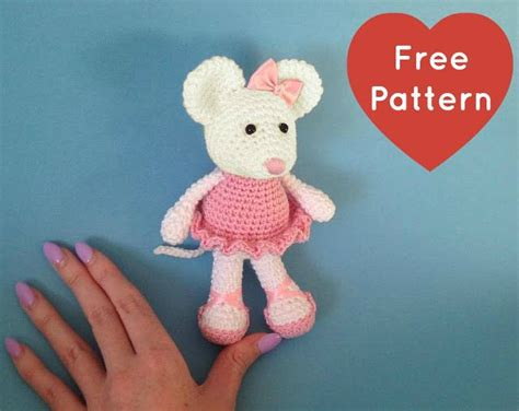 amigurumi pattern mouse 19 best images about amigurumi topo on pinterest free