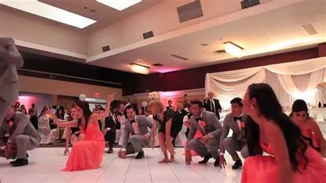 Best Wedding Flashmob ever   YouTube
