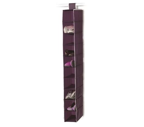 college closet organizers 10 shelf college closet organizer eggplant essentials
