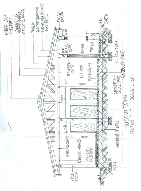 section technical drawing technical drawing paper 3 nov dec 2014