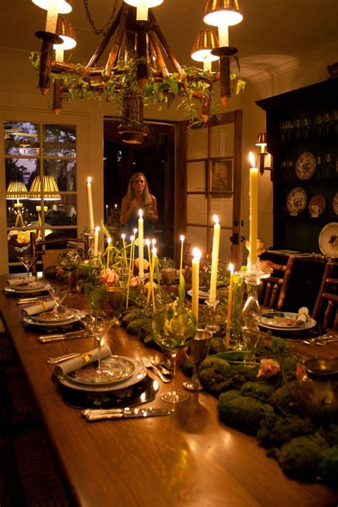 christmas dinner table 1000 images about christmas decoration on pinterest