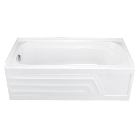 american standard colony bathtub american standard 2740 colony alcove soaking bathtub atg
