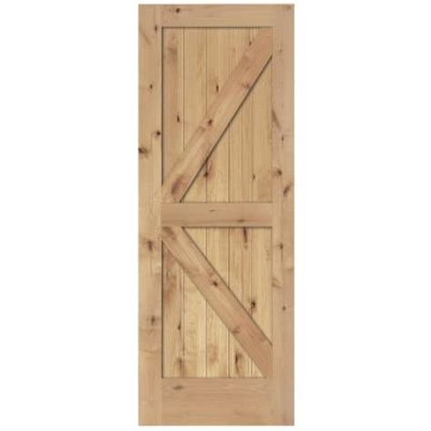 barn door home depot steves sons 24 in x 80 in 2 panel barn solid
