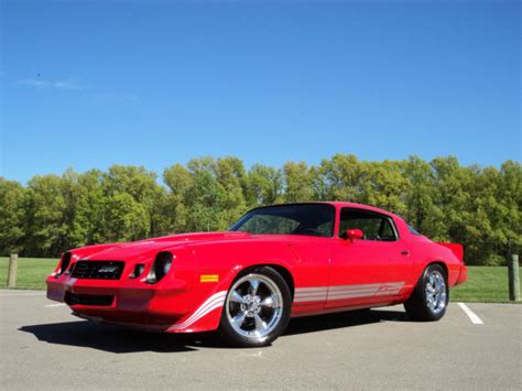 camaro 75 for sale slick chevy camaro z28 1981 tribute gm 70 71 72 73 74