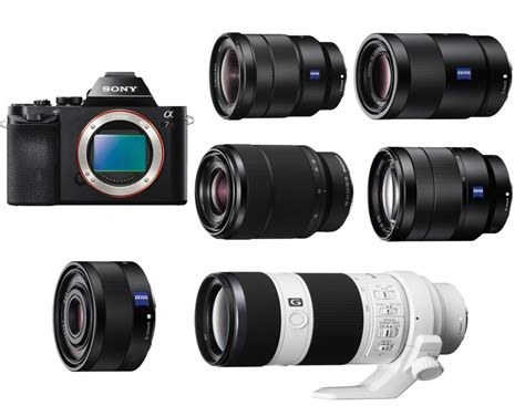 best lens for sony nex best lenses for sony a7 a7r lens rumors