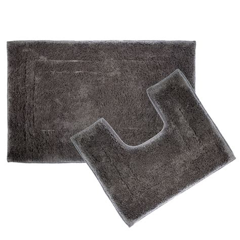 Bath Pedestal Mats by 2pc Bath Mat Pedestal Set Bath Linen Mats