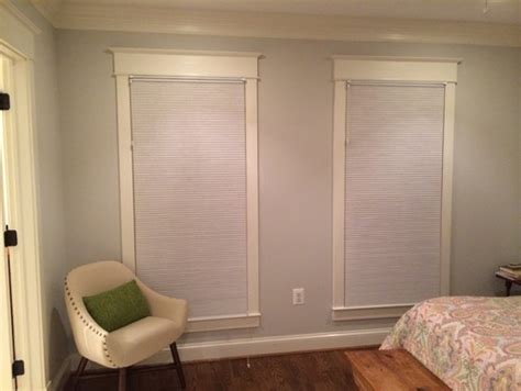 hanging curtains on windows with molding need advice how to hang curtain with window frame