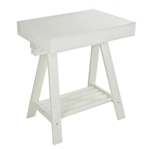 design shop acrylic writing desk