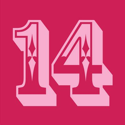 lucky number 14 | umpen editions | flickr