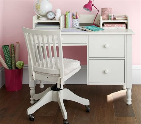 pottery barn desk kids carolina swivel desk chair pottery barn kids