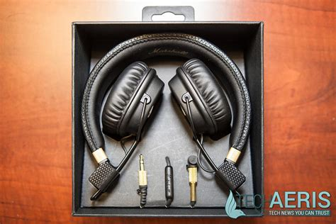 Marshall Major Headphones marshall major ii headphones review stellar sound