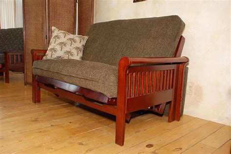 sleigh loveseat hardwood futon frames in chandler az
