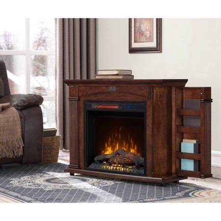 electric fireplaces at walmart prokonian electric fireplace with 37 quot mantel spd15016