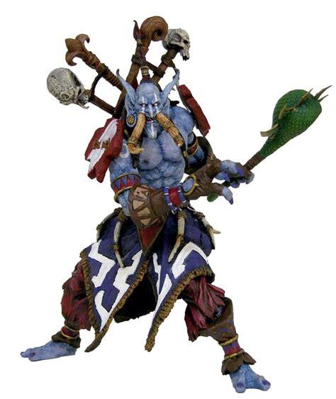 Gantungan Kunci Troll warcraft jual figure