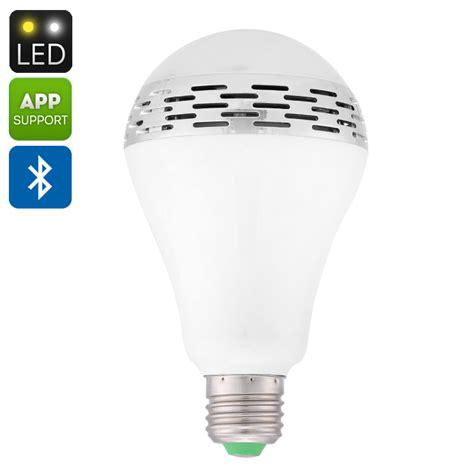 Led Light Bulb Speakers E27 Led Light Bulb Speaker