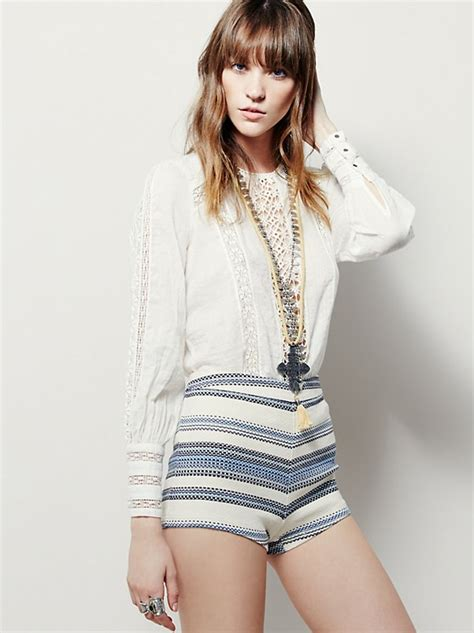 elsa striped high rise at free clothing boutique