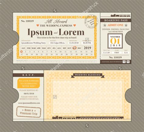 printable train tickets templates train ticket template printable www pixshark com