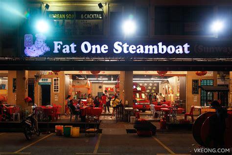 steamboat in pj fat one steamboat buffet sunway