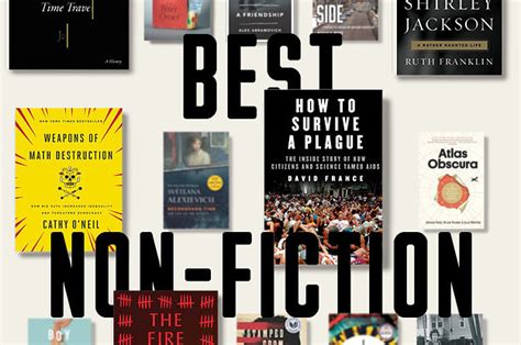 best fiction book the 18 best nonfiction books of 2016