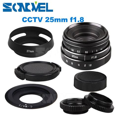 Aliexpress Com Buy 25mm F1 8 Aps C Cctv Lens C Mount