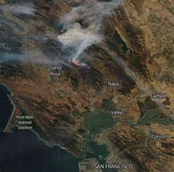 fires in california today map northern california fires and conditions monday