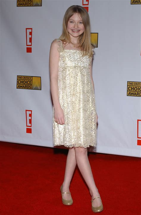 12th Annual Critics Choice Awards by Dakota Fanning Photos Photos 12th Annual Critics Choice