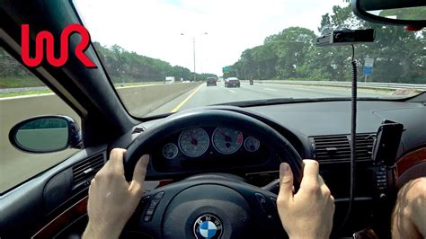 2001 bmw e39 m5 road test and review youtube 2001 bmw e39 m5 tedward pov test drive binaural audio gadget direct gadget direct