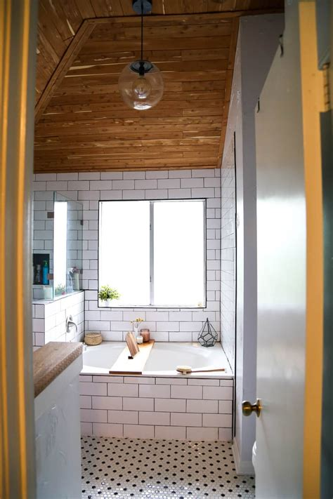 our diy budget bathroom renovation renovations