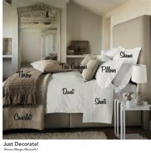 3 ways to create a beautiful and comfortable bed just