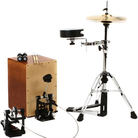 meinl percussion cajon drum set  cymbals  hardware sweetwater