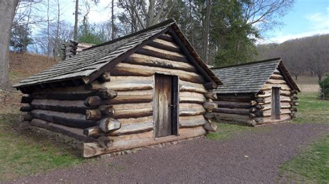 Valley Forge Log Cabins by Log Cabins Woodz